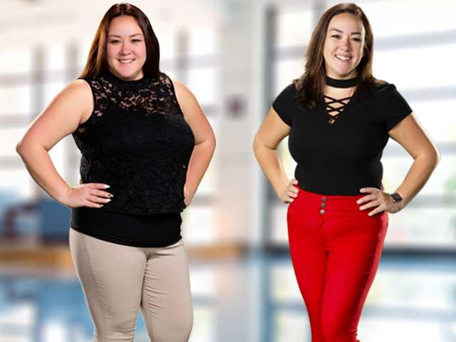Weight-Loss Success: Ashley Seminuk