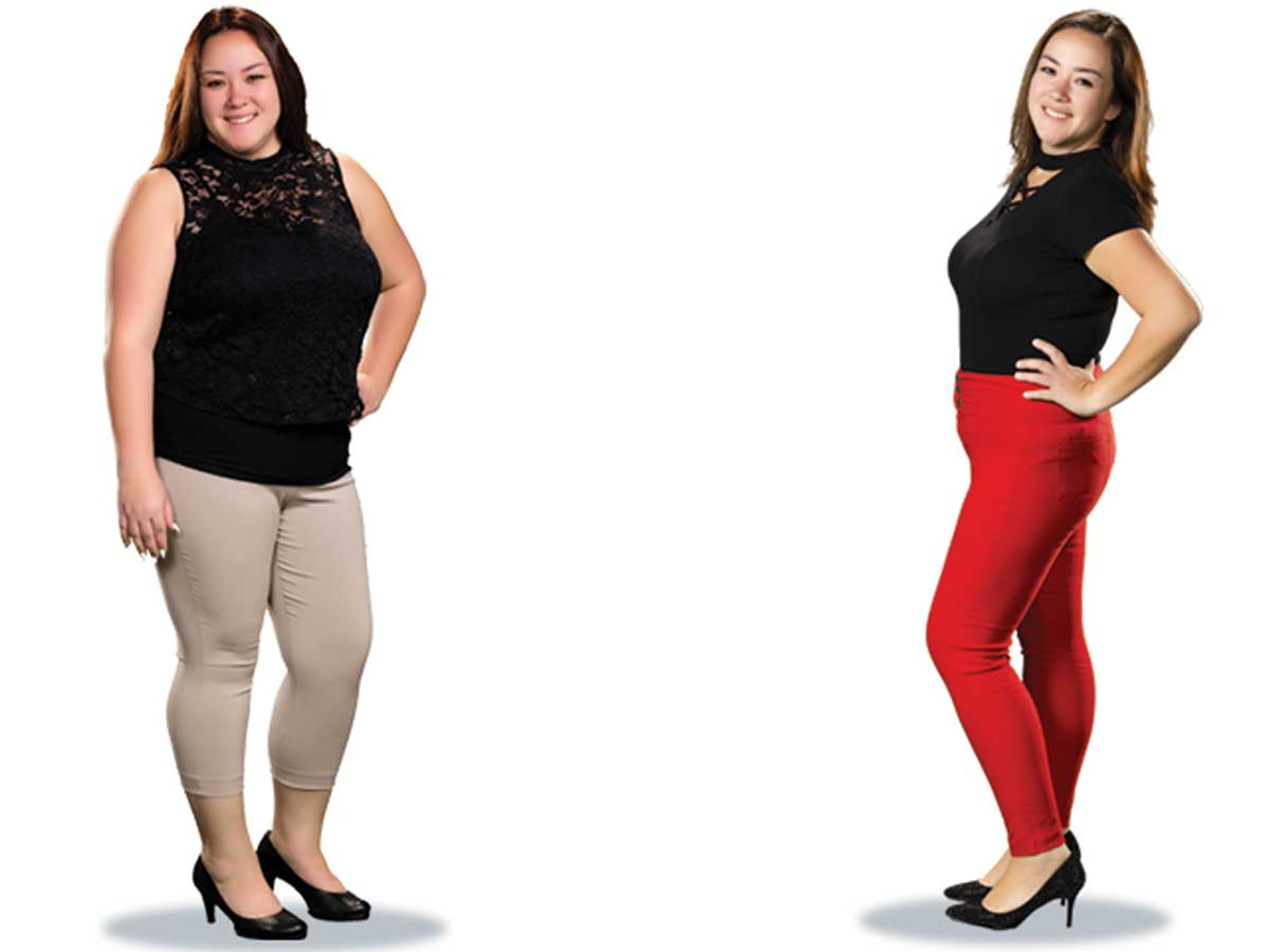 Weight-Loss Success: Ashley Seminuk
