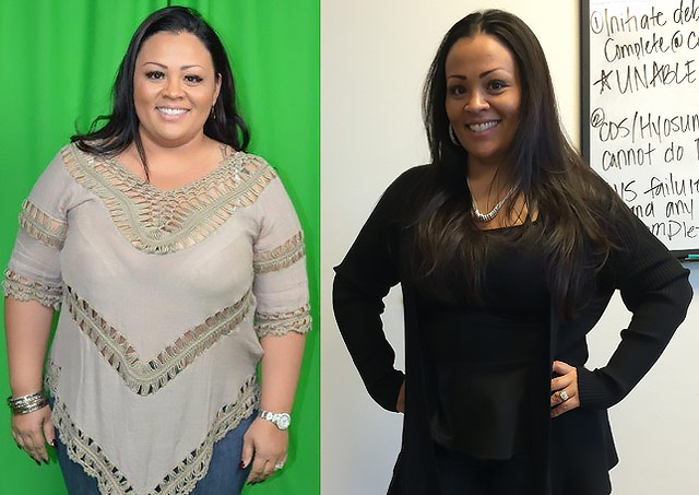 Weight-Loss Success: Tracy Hecker