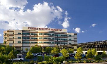 Christopher Loftus Named CEO for Desert Springs Hospital