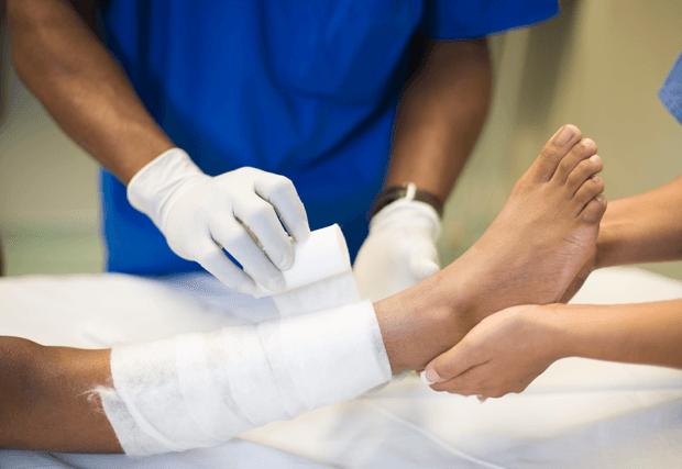 Desert Springs Hospital recibe un premio nacional que reconoce su excelencia en tratamiento de heridas