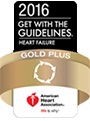 American Heart Association Gold Plus Heart Failure Award