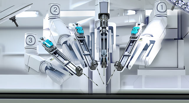 Robotic Surgery At Desert Springs Hospital Medical Center
